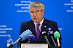 Министр культуры и спорта Казахстана Арыстанбек Мухамедиулы