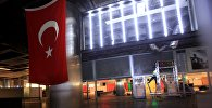 Архивное фото аэропорта Стамбула
