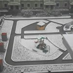 Астанада алғашқы қар жауды