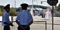 Қазақстан мен Қырғызстанның шекарасы, архивтегі фото
