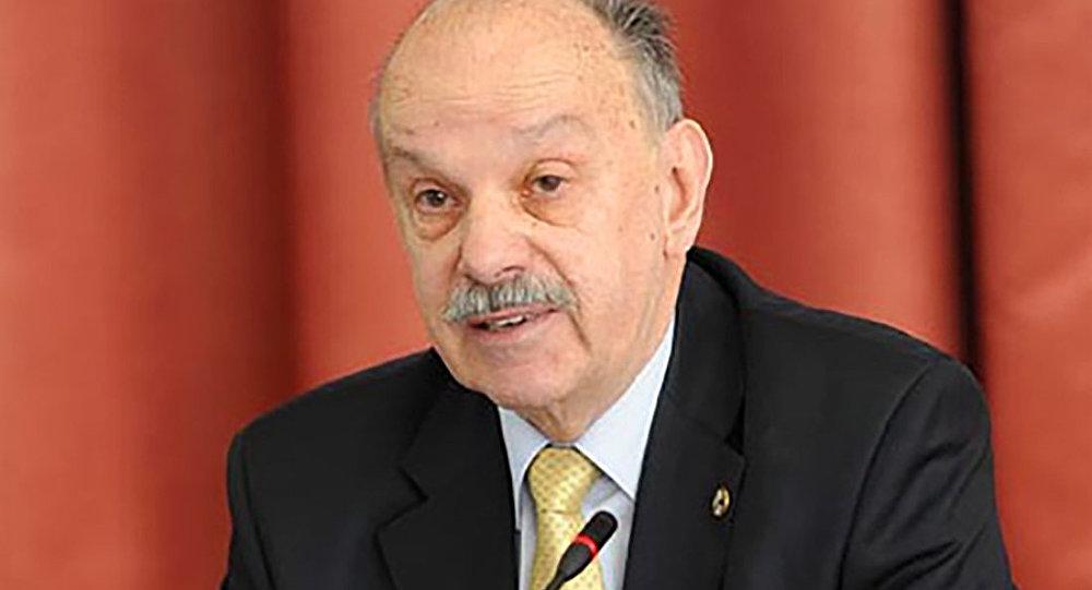 Российский экономист Геннадий Чуфрин