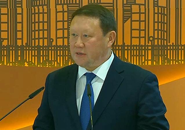 Аким СКО Кумар Аксакалов на XV Форуме межрегионального сотрудничества