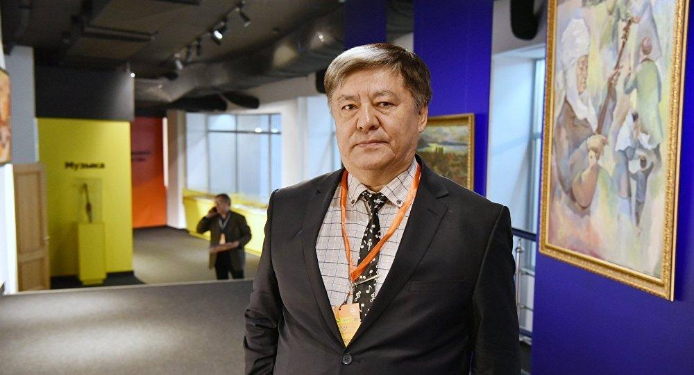 Муратбек Бегалиев - народный артист Кыргызской Республики