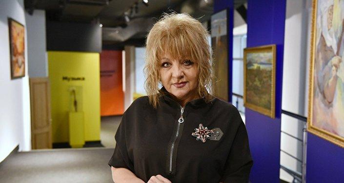 Наталья Коваль - заслуженный деятель искусств Украины