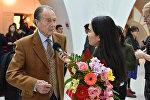 В столицу специально на фестиваль творческой молодежи Шабыт приехал ректор Парижской русской консерватории, граф Петр Шереметев