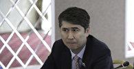 Депутат Ерлан Барлыбаев