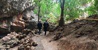 Пещера Акмешит в Туркестанской области