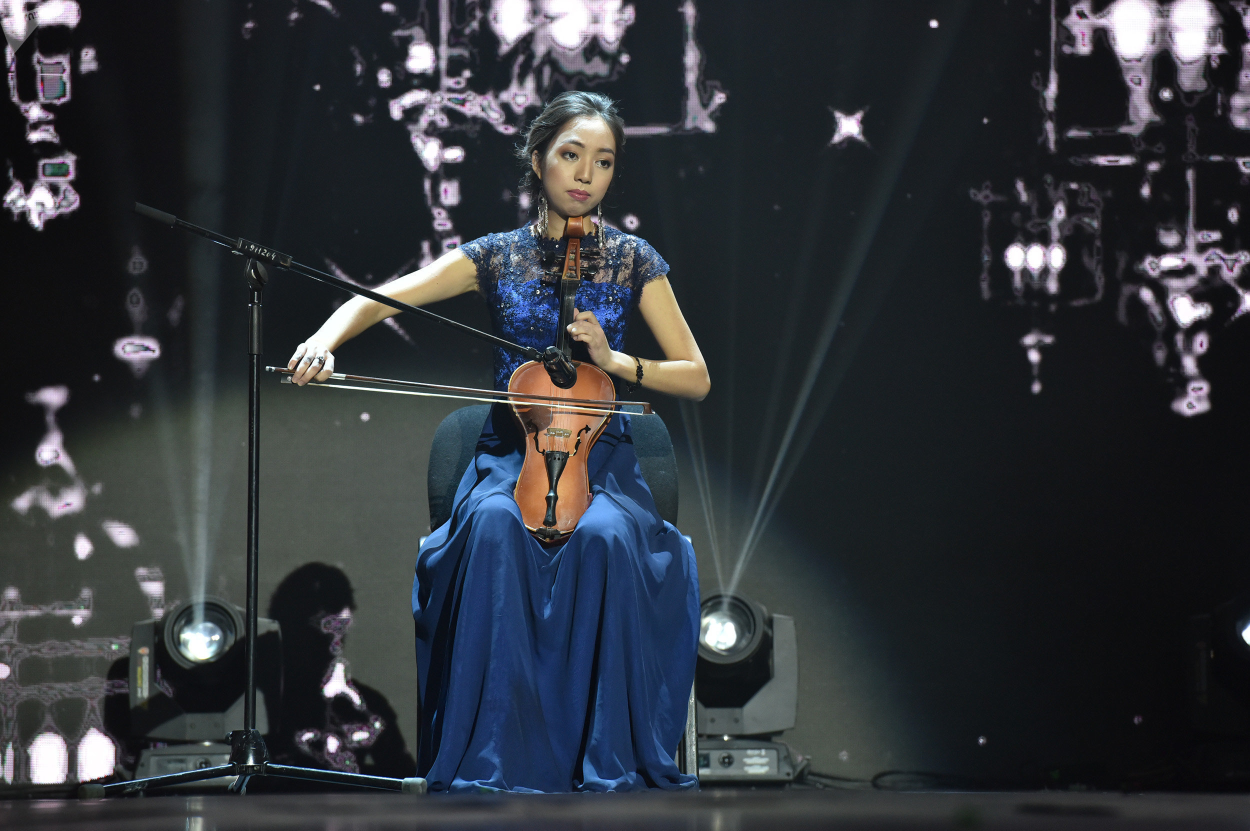 Айым Мейірханова, Шабыт-2018  қатысушысы