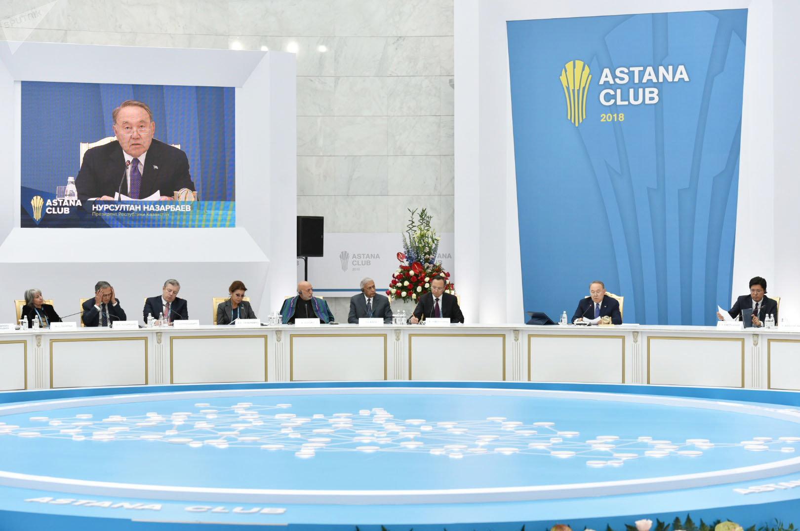Astana club отырысы