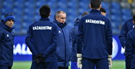 Главный тренер национальной сборной Казахстана Станимир Стоилов