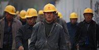 Китайские рабочие, иллюстративное фото