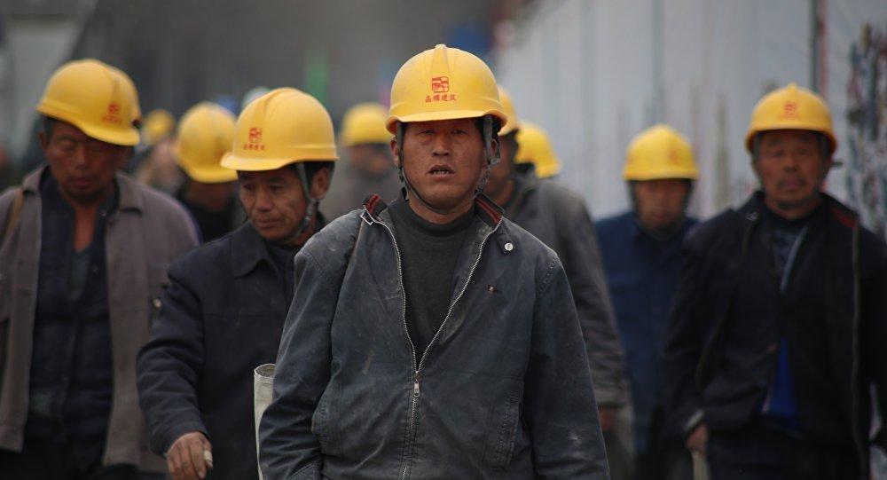 Қытай жұмысшылары