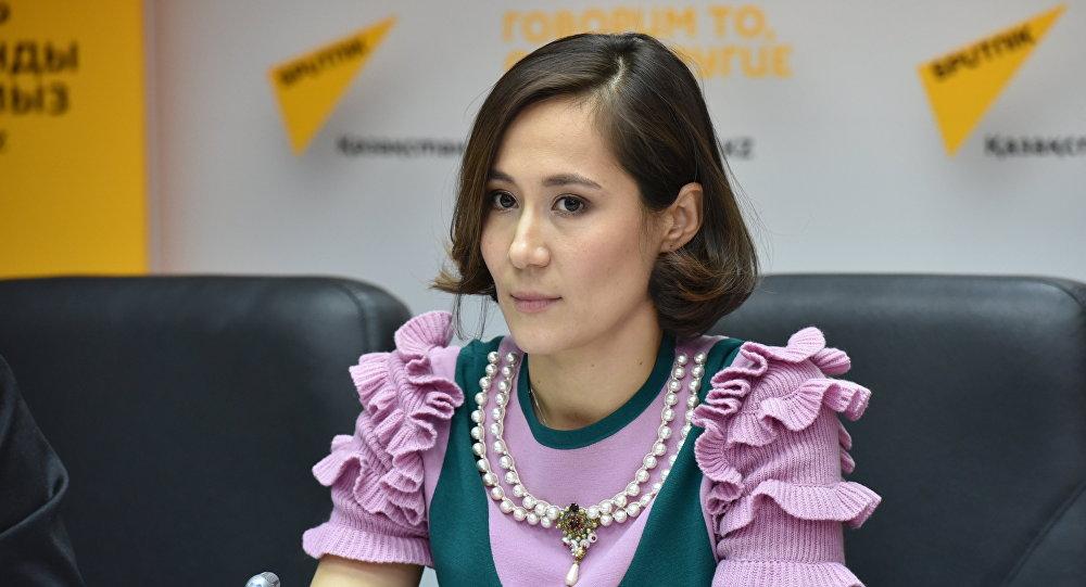 Динара Чайжунусова