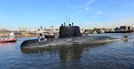 Подводная лодка San Juan, архивное фото