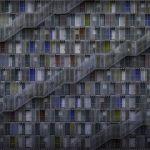 Снимок Life in Complex фотографа Daniel Eisele, занявший второе место в категории Open Built Environment конкурса the EPSON International Pano Awards 2018