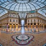 Снимок Galleria Vittorio Emanuele Ii In Milan фотографа Andrei Omelianchuk, вошедший в ТОП-50 категории Amateur Built Environment конкурса the EPSON International Pano Awards 2018