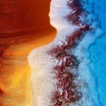 Снимок Mermaid фотографа Santosh Mitra, вошедший в ТОП-50 категории Amateur Landscape конкурса the EPSON International Pano Awards 2018