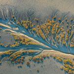 Снимок Saltflat Aerial фотографа Phil Copp, вошедший в ТОП-50 категории Amateur Landscape конкурса the EPSON International Pano Awards 2018