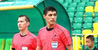 Казахстанская бригада арбитров получила назначение на матч Лиги наций