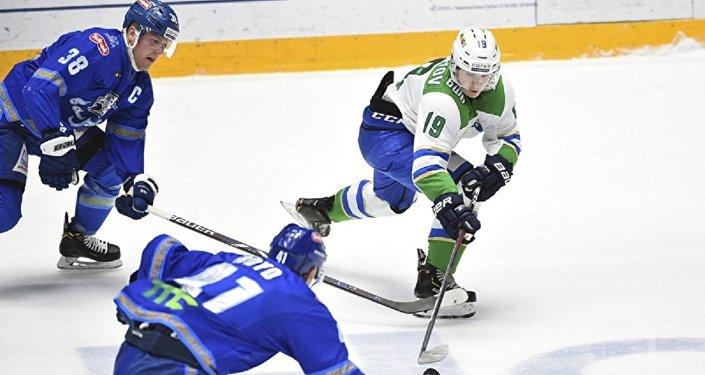 Барыс - Салават Юлаев