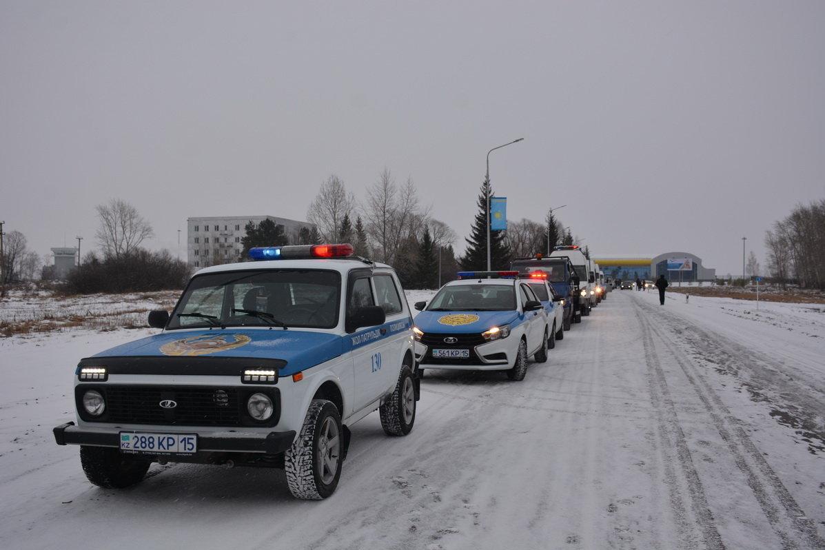 Автокараван ко всемирному Дню памяти жертв ДТП