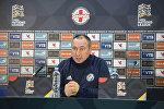 Станимир Стоилов: игра с Грузией – это не прогулка