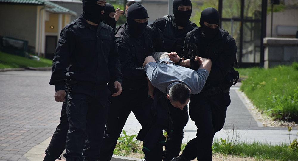 Алматыдағы саяси тұтқындарды қолдау акциясы