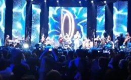 Димаш Құдайбергеннің Лондондағы концерті