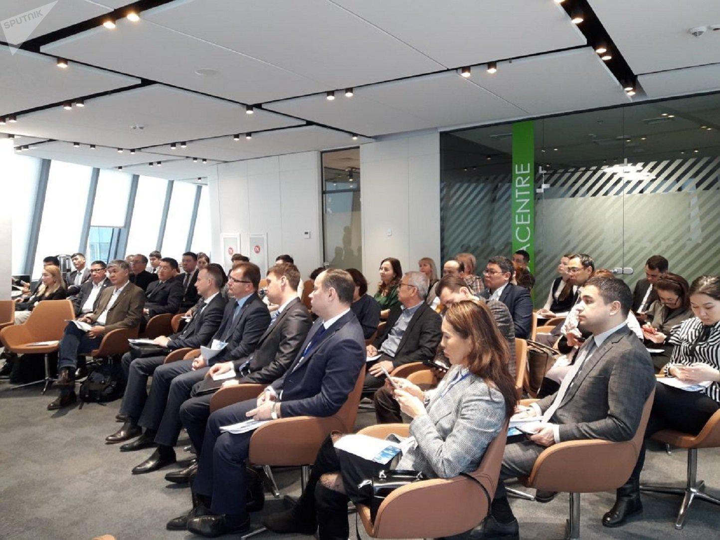 Круглый стол по теме инновационного сотрудничества в СНГ