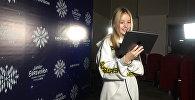 Данэлия Тулешова готовится к выступлению на конкурсе Детского Евровидения в Минске