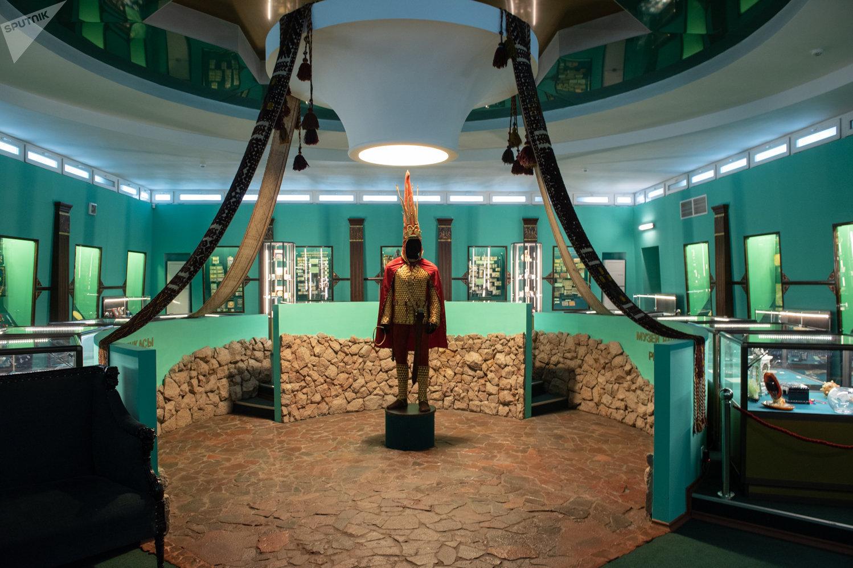 Музей Нацбанка РК
