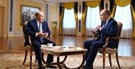 Назарбаев Ресей телеарналарына сұхбат берді