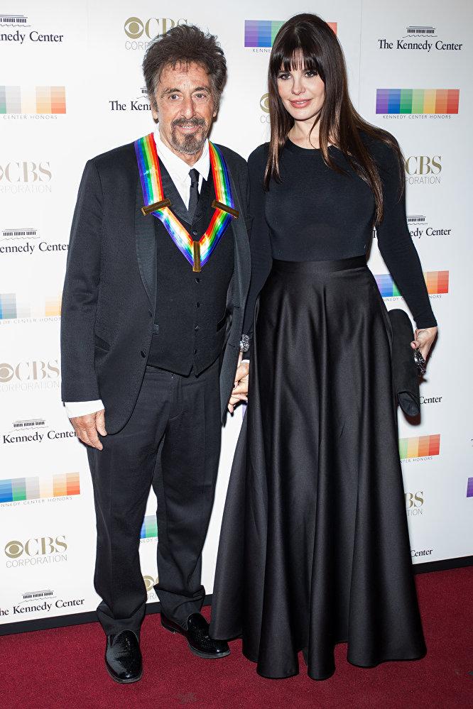 Лусила Сола и Аль Пачино