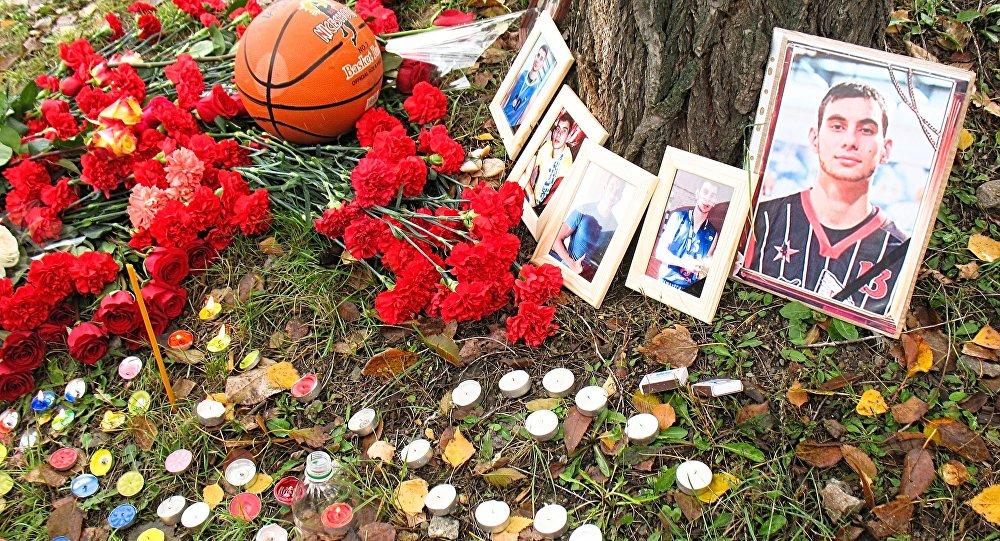 Петропавловск простился с погибшим баскетболистом Игорем Нанаевым