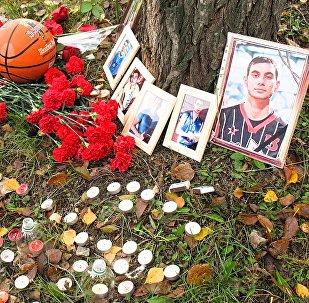 Петропавл қаза тапқан баскетболшы Игорь Нанаевпен қоштасты