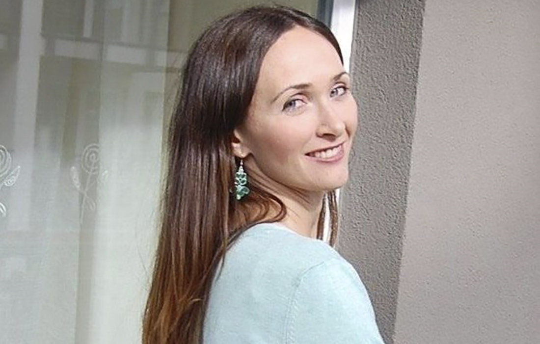 Журналист Ирина Медникова