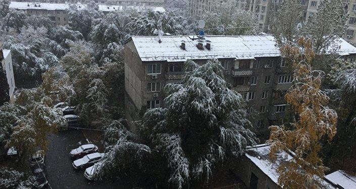 Алматыға алғашқы қару жауды