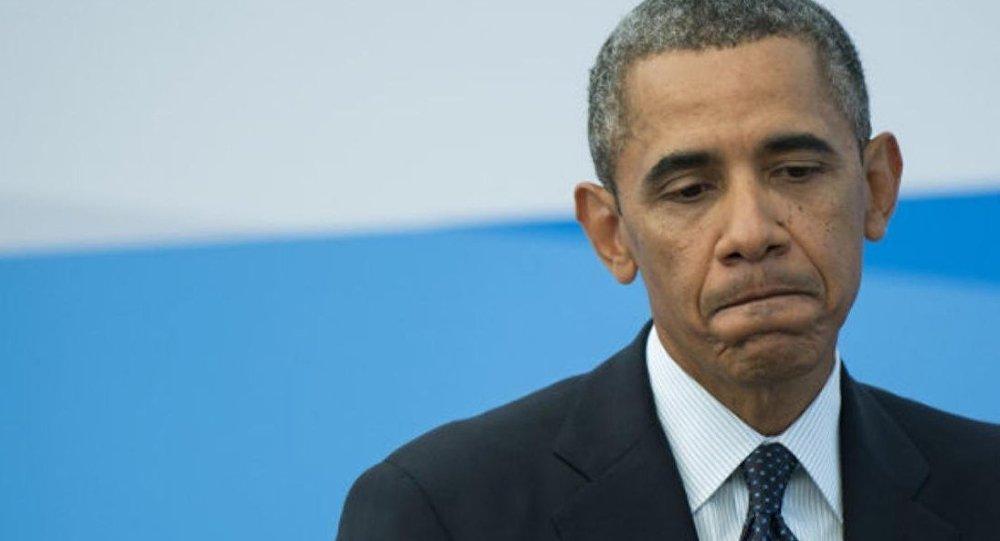 Архивное фото Барака Обамы