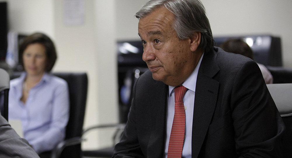Генеральным секретарем ООН назначен Антониу Гутерриш