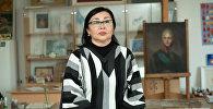 Руководитель отдела реставрации Государственного музея искусств имени Кастеева Гульжан Калдыбаева