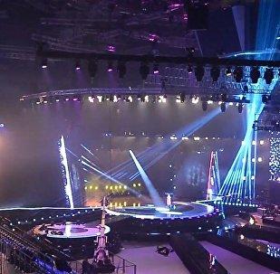 Финал конкурса Детское Евровидение