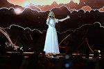 Детское Евровидение: выступление Данэлии Тулешовой на генеральной репетиции