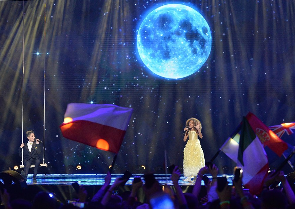Финал детского конкурса песни Евровидение-2018