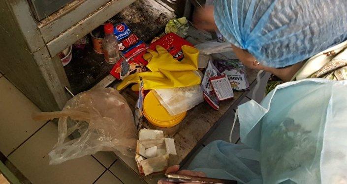 Чем кормят столичных школьников? Промежуточные результаты проекта Школьные столовые партии Нұр Отан