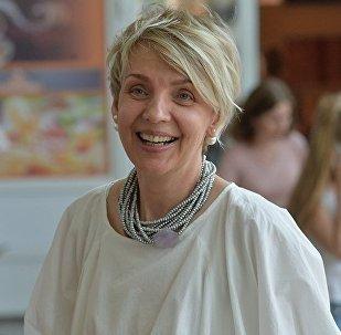 Известный белорусский педагог- вокалист Светлана Стаценко