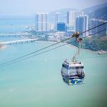 Канатная дорога Нгонпинг 360 в Гонконге