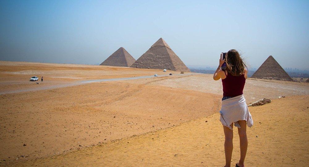 Виды Египта
