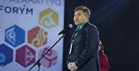 министр общественного развития РК Дархан Калетаев