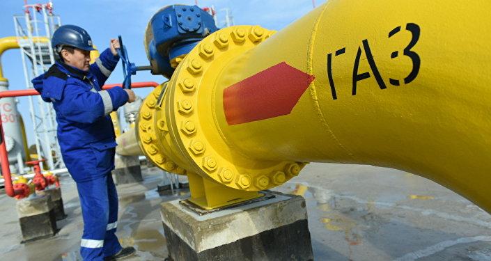 """Последнее звено трансазиатского газопровода """"Центральная Азия - Китай""""запущено в Казахстане"""