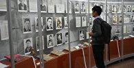 В музее АЛЖИР, архивное фото